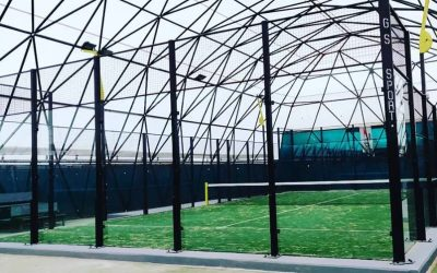 CAMPO DA PADDLE – PADEL INDOOR GS SPORT